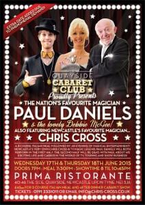 PaulDanielsChrisCrossMagicShow
